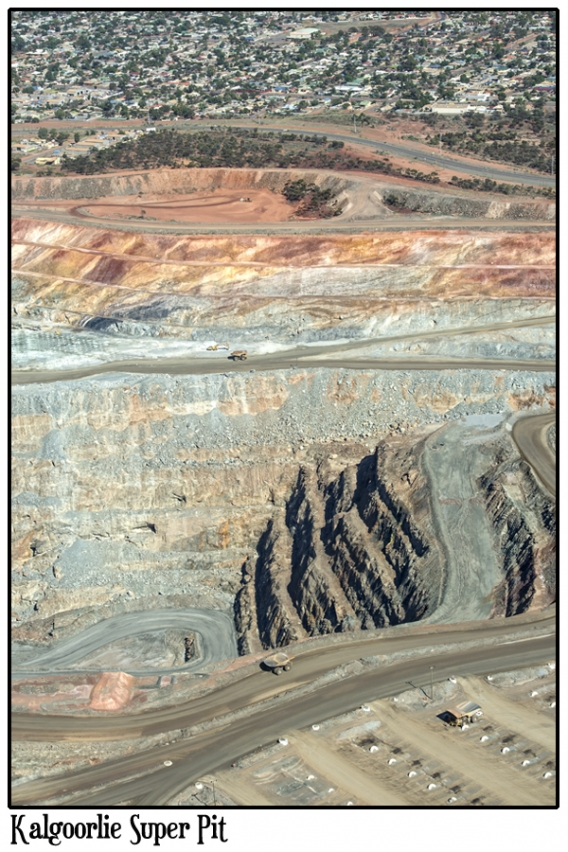 Kalgoorlie – The Super Pit » Peta Anne Photography